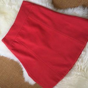 JCrew wool A-line Skirt